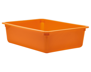 Werkstattbox L, orange, 5l