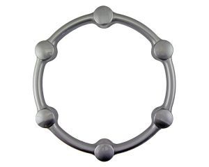 SAFE WHEEL 17,5ˮ - 245/6-Hex 27 mm, silber