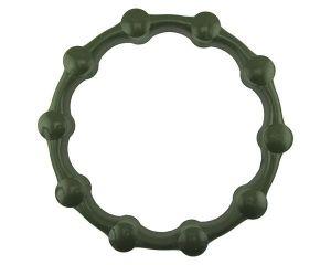 """SAFE WHEEL 22,5 """"-335/10-Hex 33 mm, grün"""