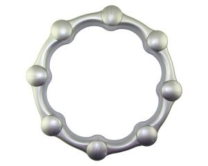 SAFE WHEEL 19,5ˮ - 275/8-Hex 30 mm, silber
