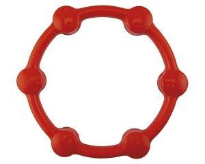 SAFE WHEEL 17,5ˮ - 205/6-Hex 24 mm, rot