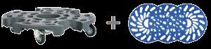 safetycarry XL & safetydisc turbo Kit5