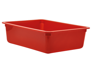 Werkstattbox L, rot, 5l