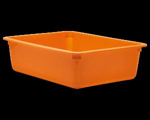 Werkstattbox L, orange, 5l