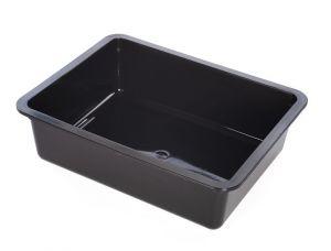 Werkstattbox S, schwarz, 2,5l