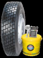 EASYBALANCE Truck & Bus Tyre Balancing Dosage